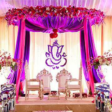 Mandap Decoration Ideas by Event Roasters India