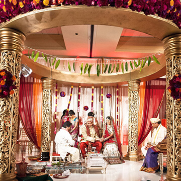 Shaadi Mandap Ideas by Event Roasters India